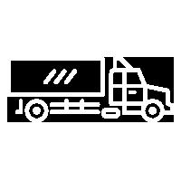 dry van truck icon
